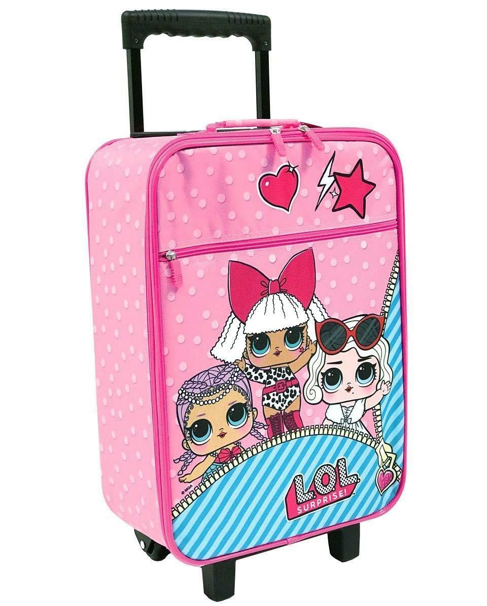 coriex coriex lol surprise! trolley valigia da viaggio
