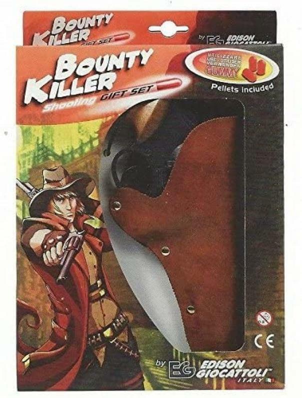 edison giocattoli edison giocattoli set bounty killer