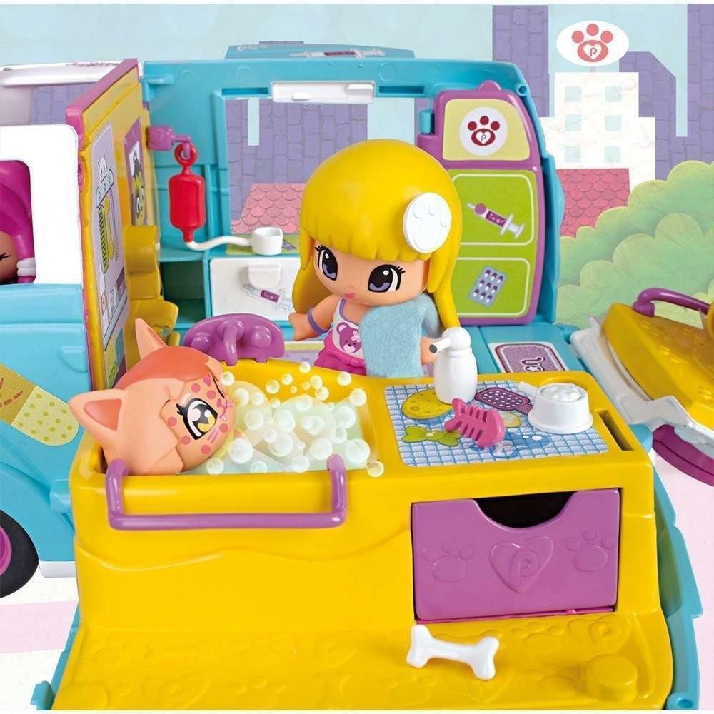 famosa pinypon ambulanza per animali