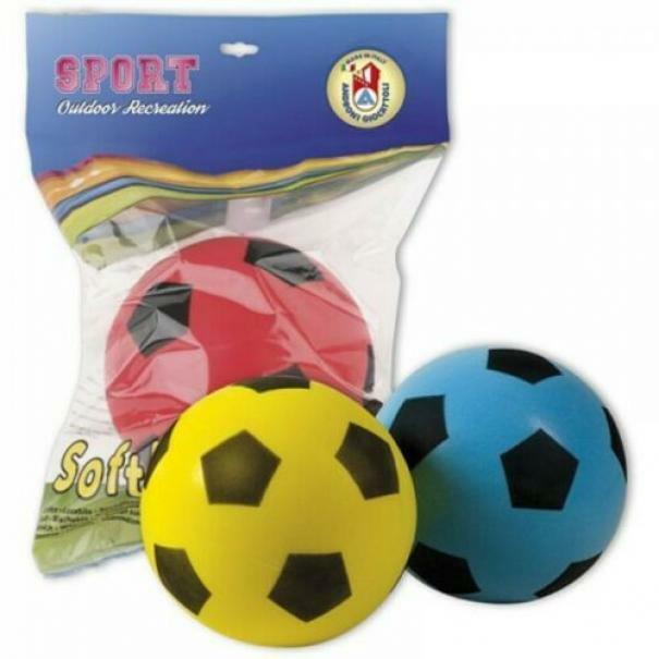 androni giocattoli androni giocattoli pallone in spugna 20 cm