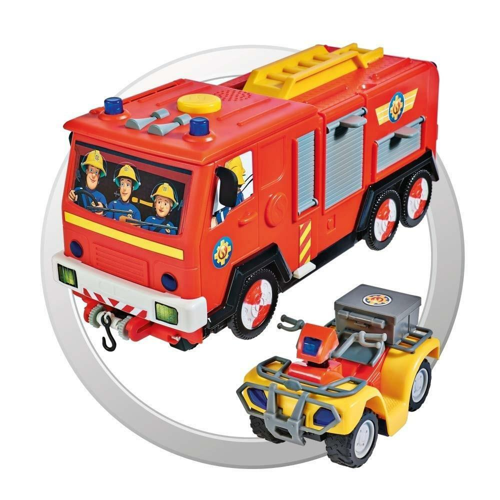 giochi preziosi sam il pompiere jupiter 2 in 1