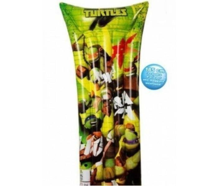 giocattoli materassino mare gonfiabile turtles
