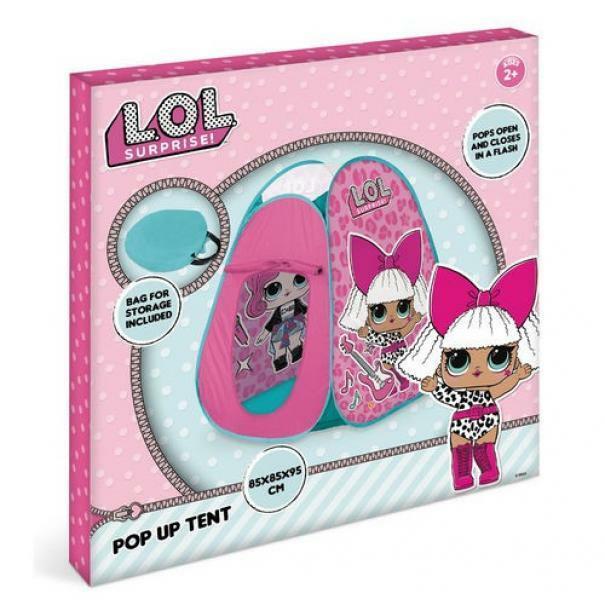 giocattoli lol surprise! tenda pop up