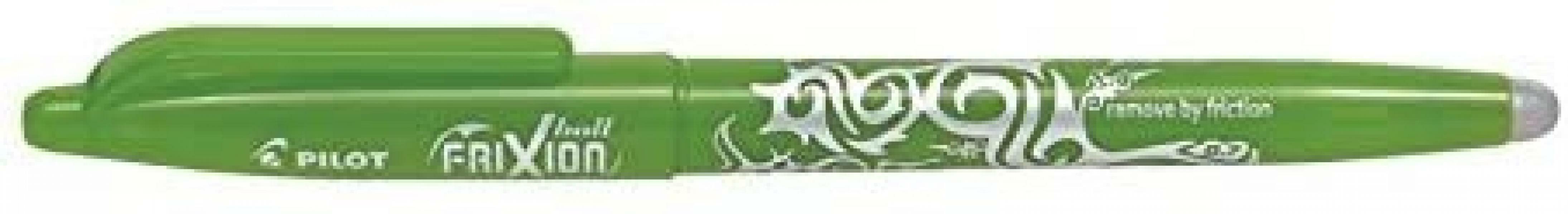 giocattoli penna a sfera frixion ball verde chiaro