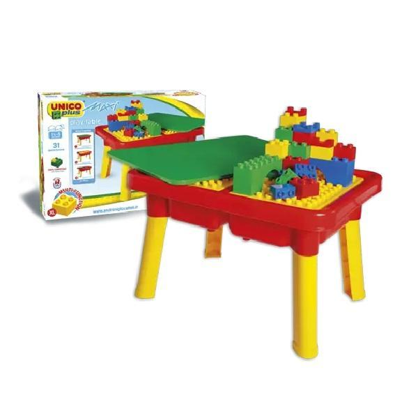 androni giocattoli androni giocattoli unicoplus tavolo multigioco