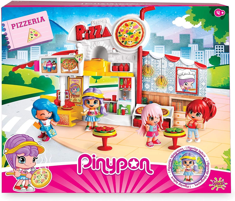 famosa famosa pinypon pizzeria