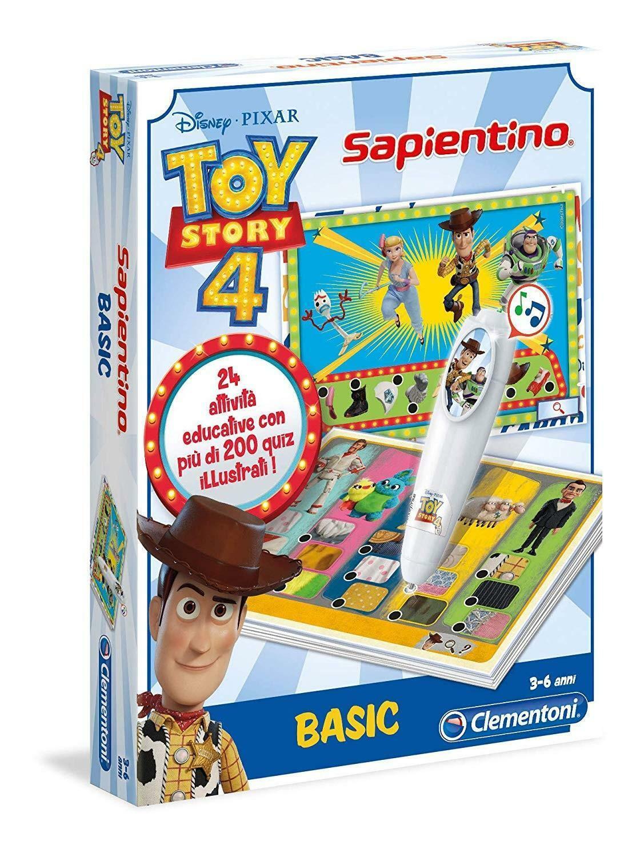clementoni toy story 4 sapientino basic 16191