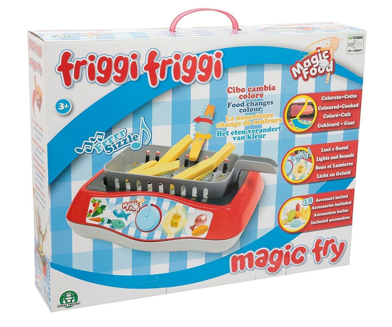 giochi preziosi magic food friggi friggi