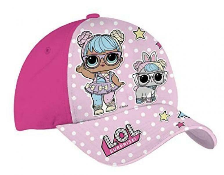 coriex coriex lol surprise! cappello con visiera