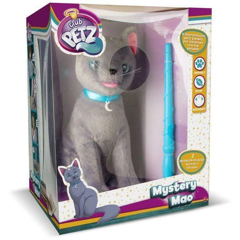 imc toys club petz - mystery mistery mao
