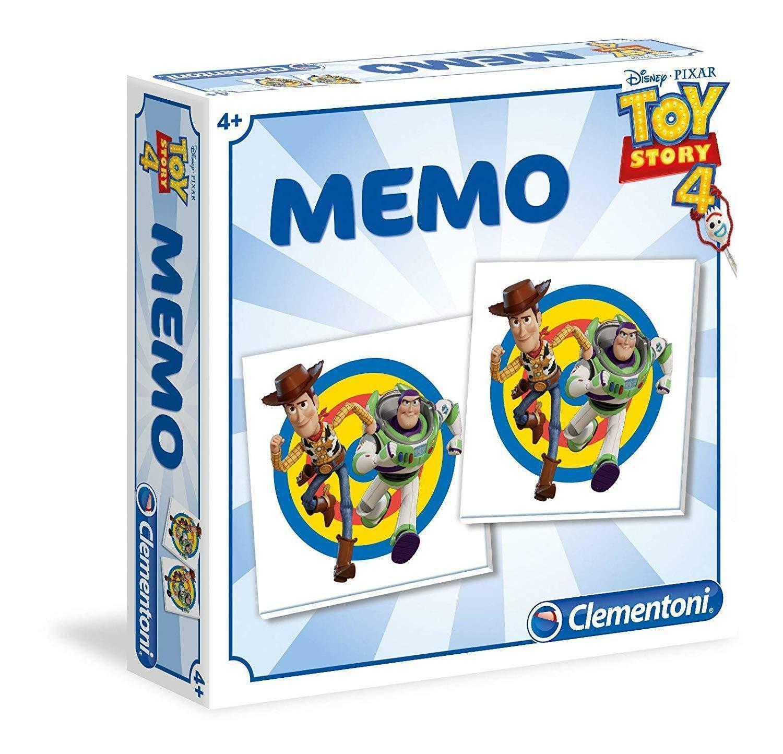 clementoni 18055 memo toy story 4