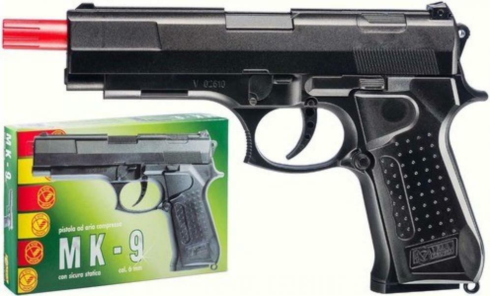 edison giocattoli air soft pistola mk-9 cal. 6 mm