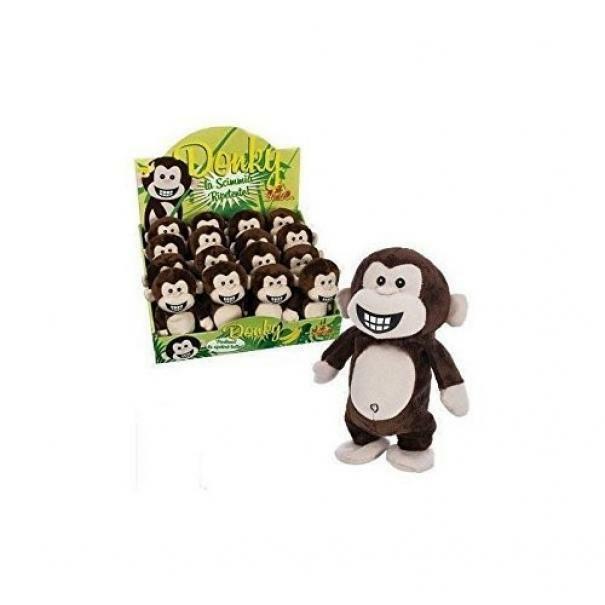 decar2 decar2 scimmia ripetix 20 cm - ripete e cammina