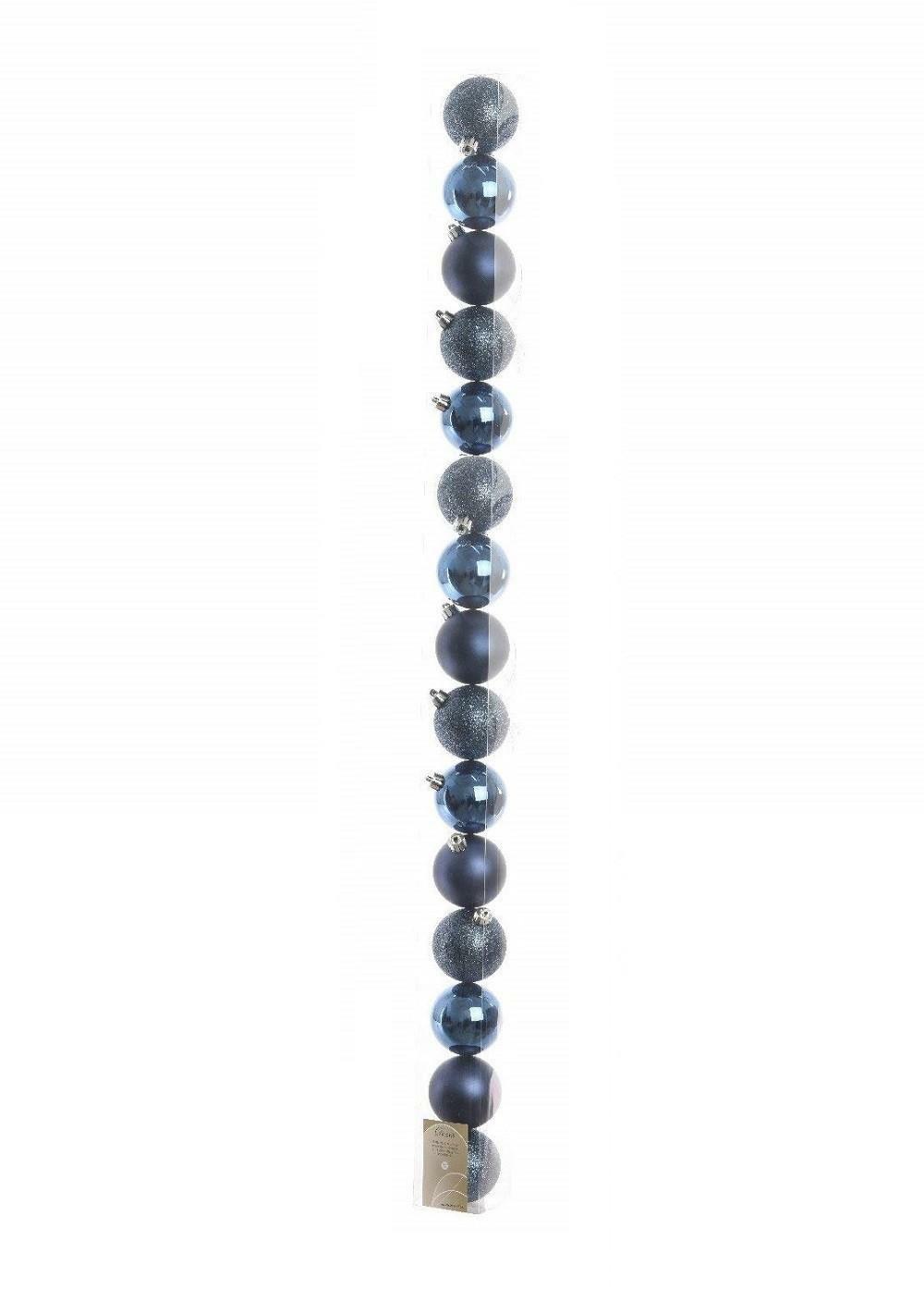 kaemingk kaemingk 15 palle r 3 cm - colore blu notte