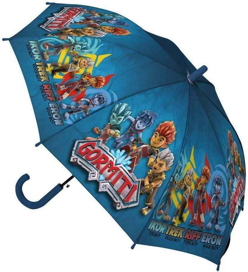 coriex coriex gormiti ombrello 60 cm