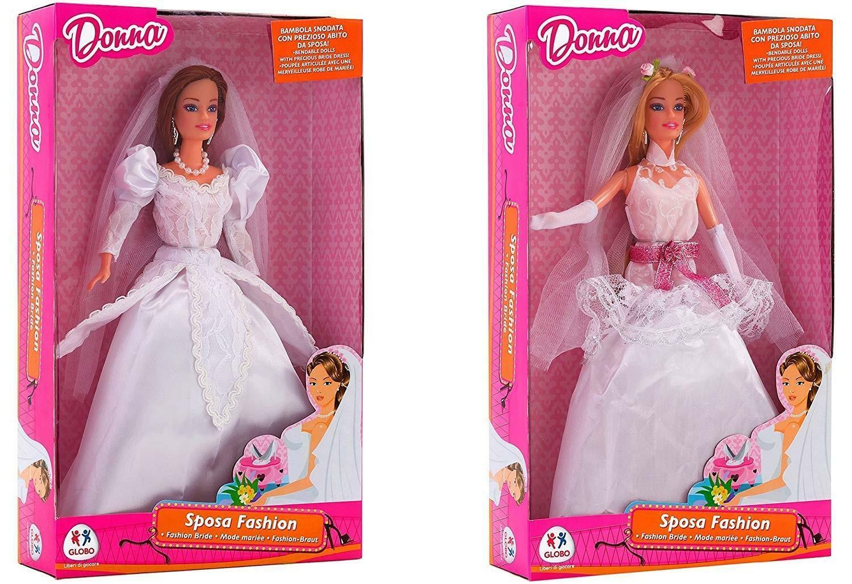 globo globo bambola sposa fashion