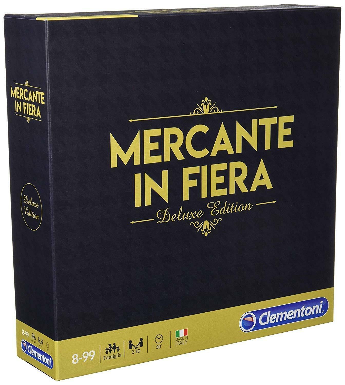 clementoni clementoni mercante in fiera deluxe edition