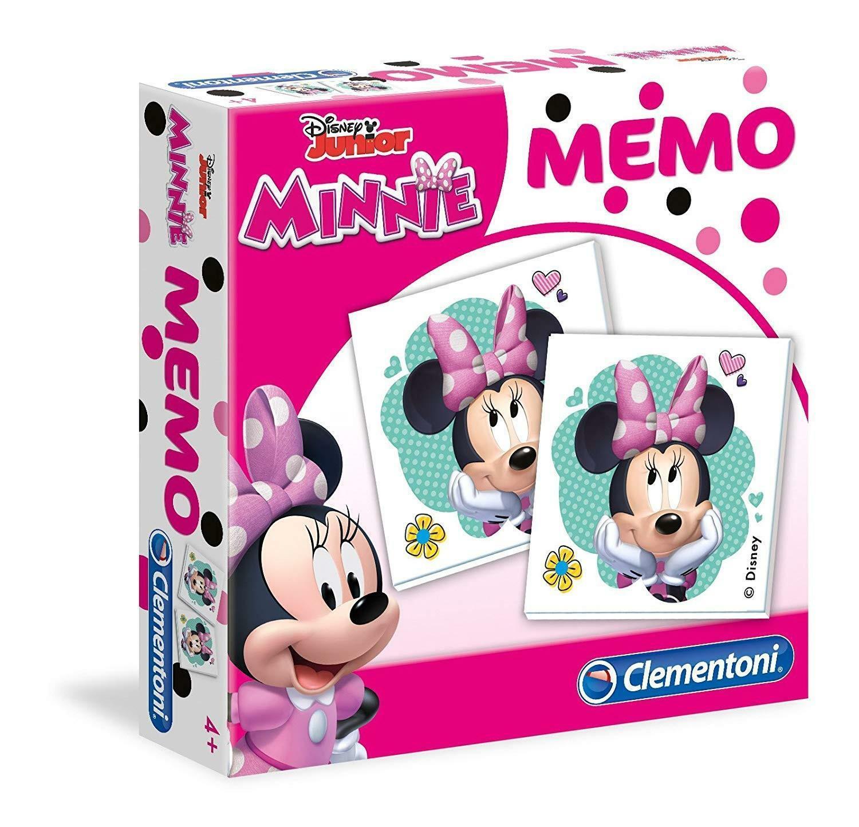 clementoni memo minnie happy helper 18020
