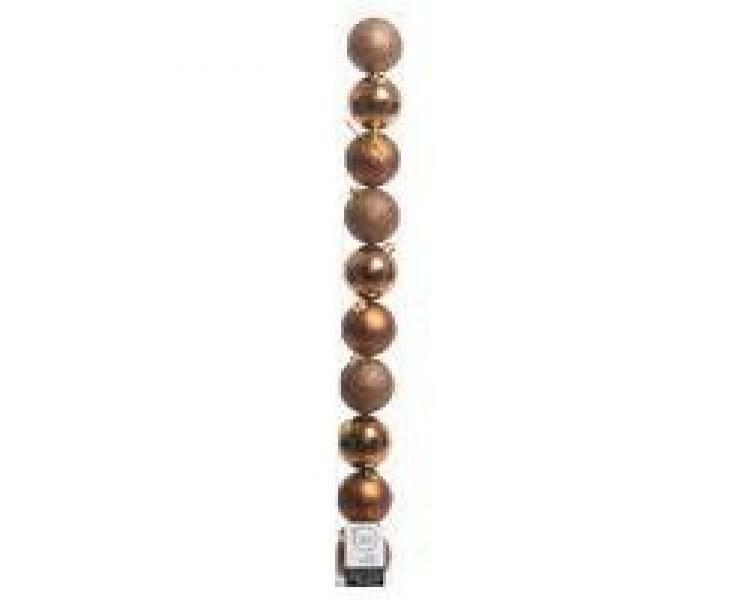 kaemingk kaemingk 10 palle r 6 cm - colore marrone ruggine