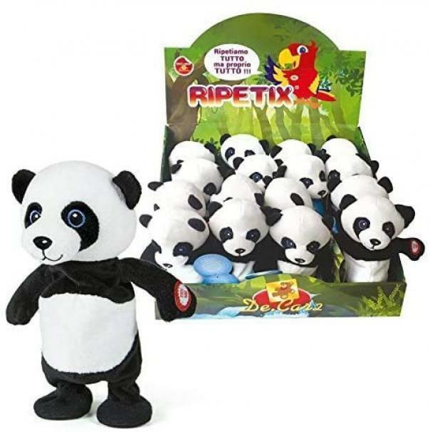 decar2 decar2 panda ripetix 20 cm - ripete e cammina