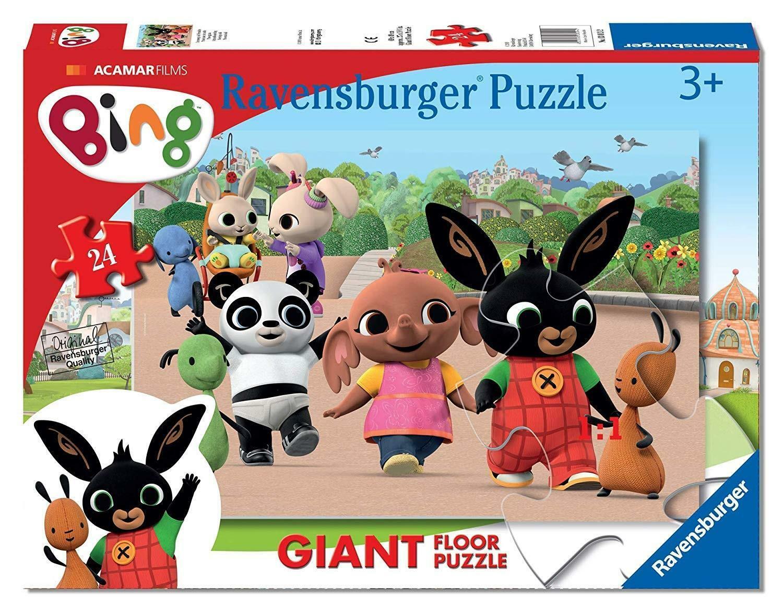 ravensburger ravensburger puzzle 24 pz - bing