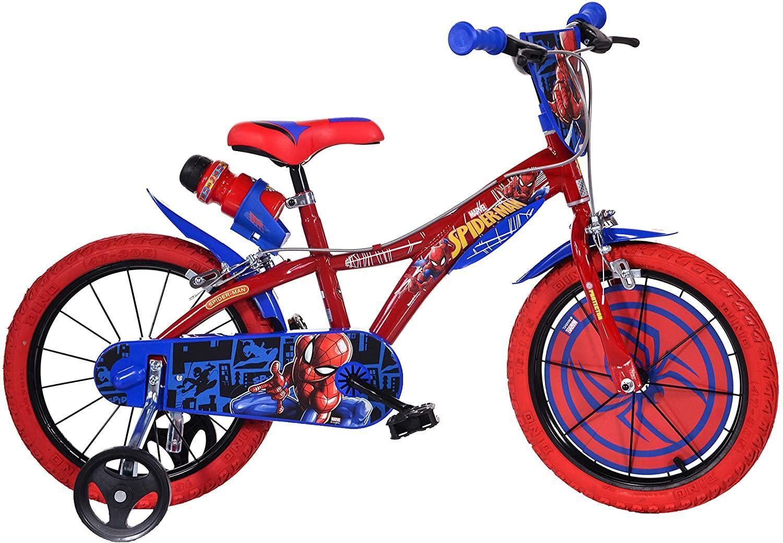dino bikes dino bikes spiderman bicicletta 14 pollici