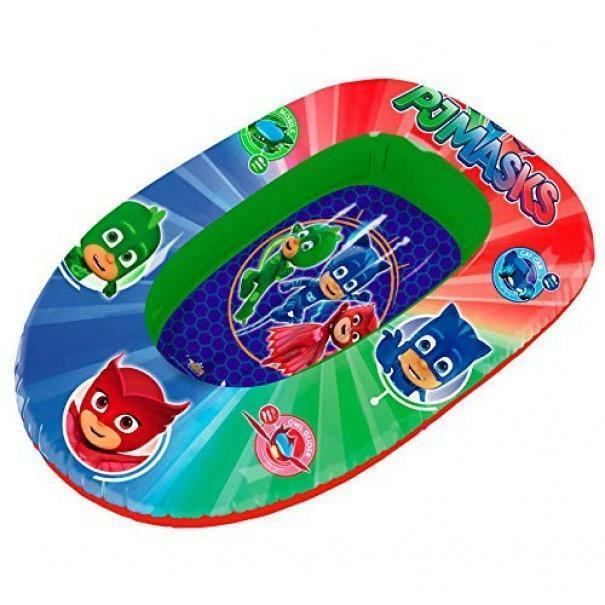 giocattoli canotto gonfiabile pj mask 90 cm
