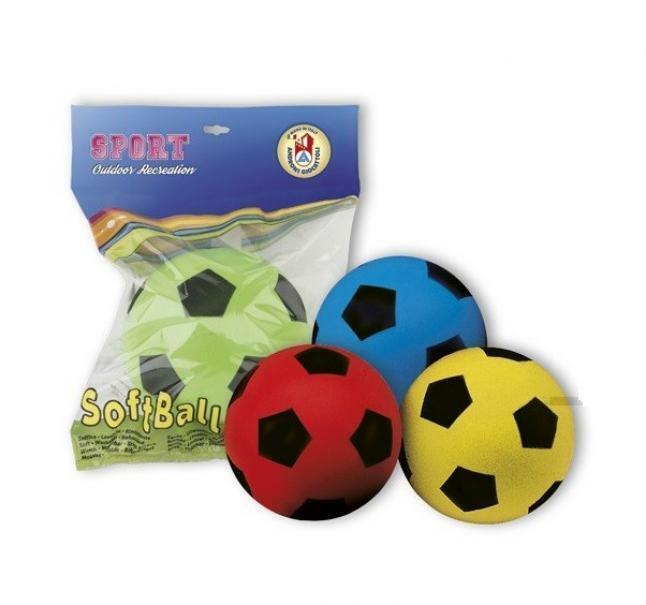 androni giocattoli androni giocattoli pallone in spugna 12 cm