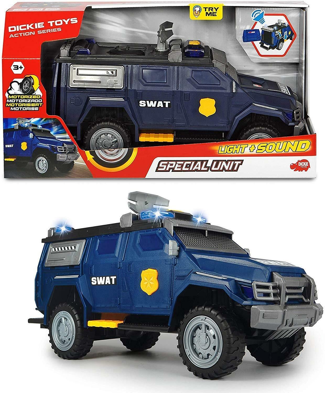 simba simba furgone special unit swat luci e suoni