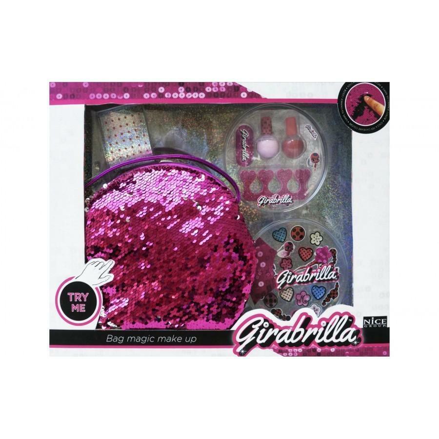 nice nice girabrilla bag magic make-up