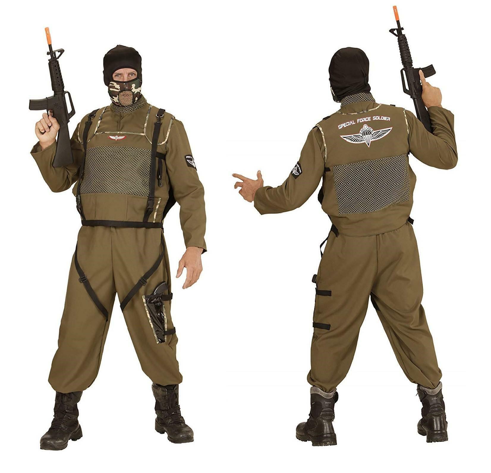 widmann widmann costume paracadutista forze speciali taglia s
