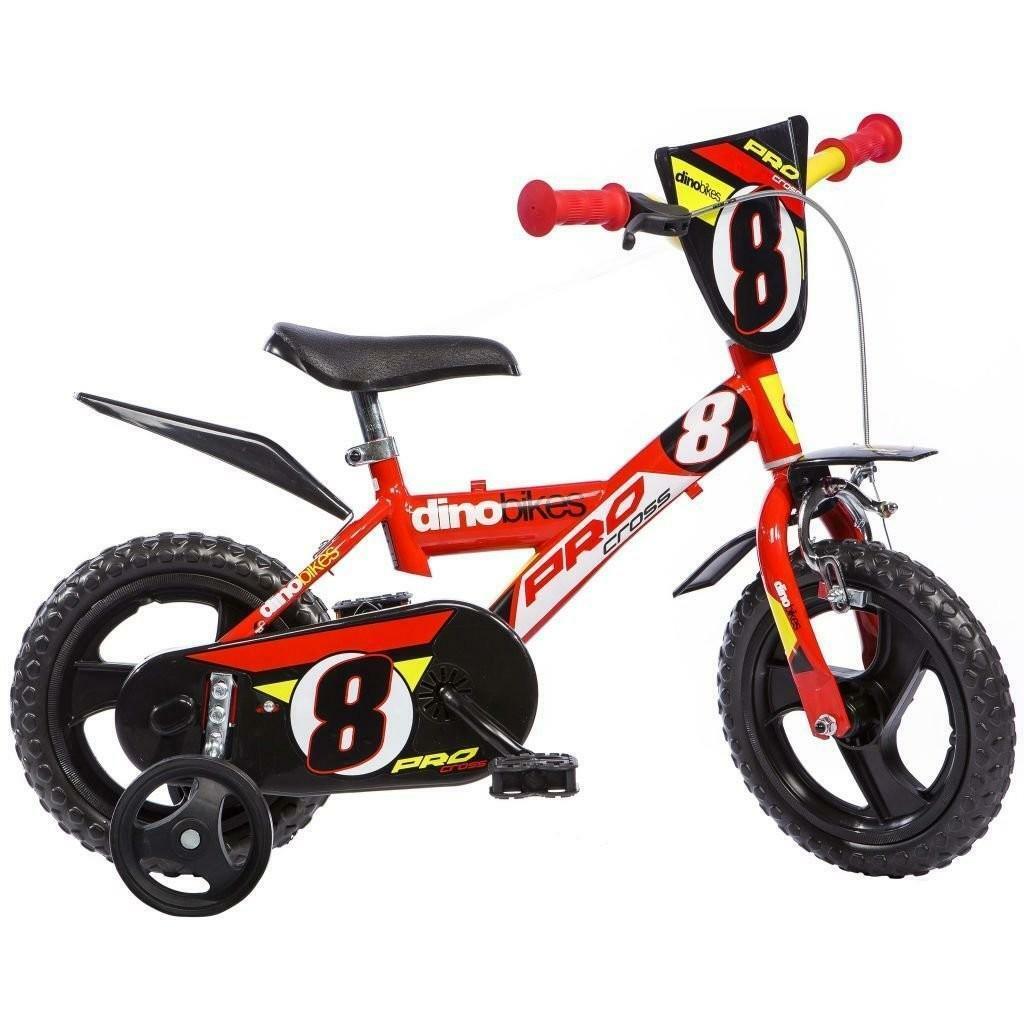 dino bikes dino bikes pro cross bicicletta 12 pollici