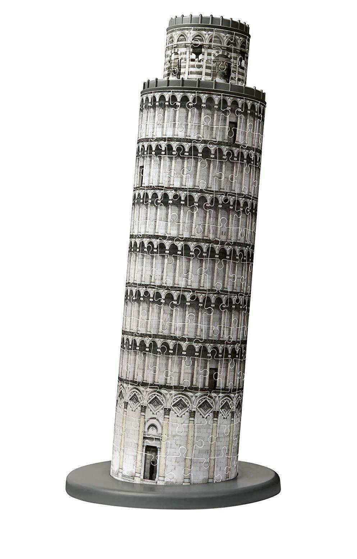 ravensburger ravensburger 3d puzzle 216 pz - torre di pisa