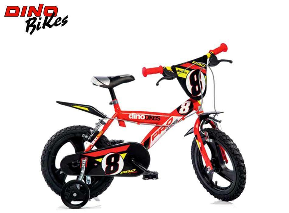 dino bikes dino bikes pro cross bicicletta 14 pollici