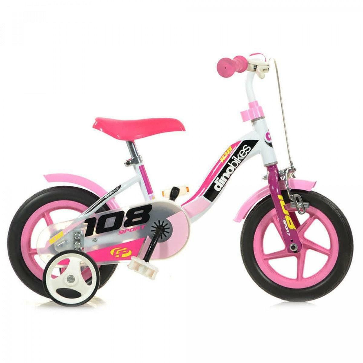 dino bikes sport bicicletta rosa 10