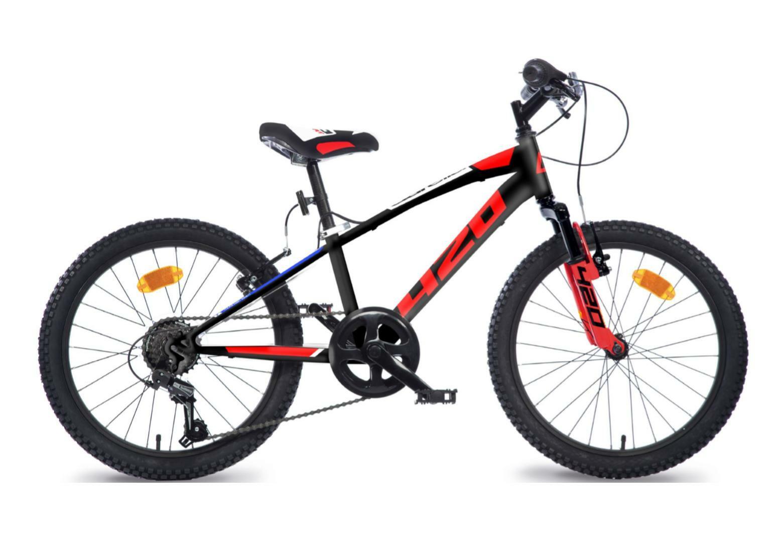 dino bikes dino bikes bicicletta aurelia 420 sport 20 pollici