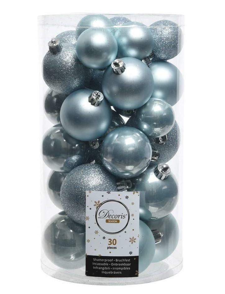 kaemingk kaemingk 30 palle r 4/5/6 cm - colore blu nebbia