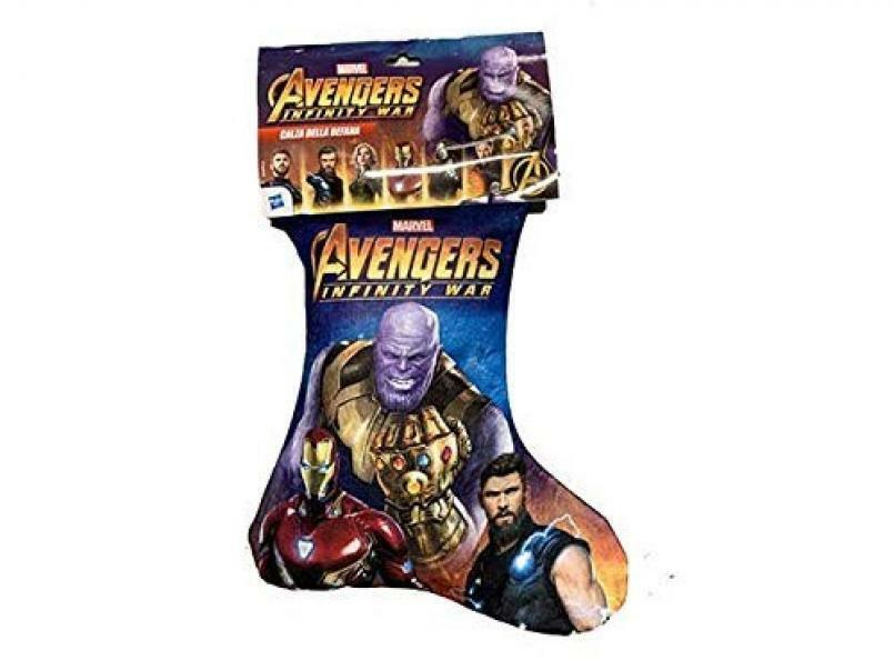 hasbro calza befana avengers infinity war