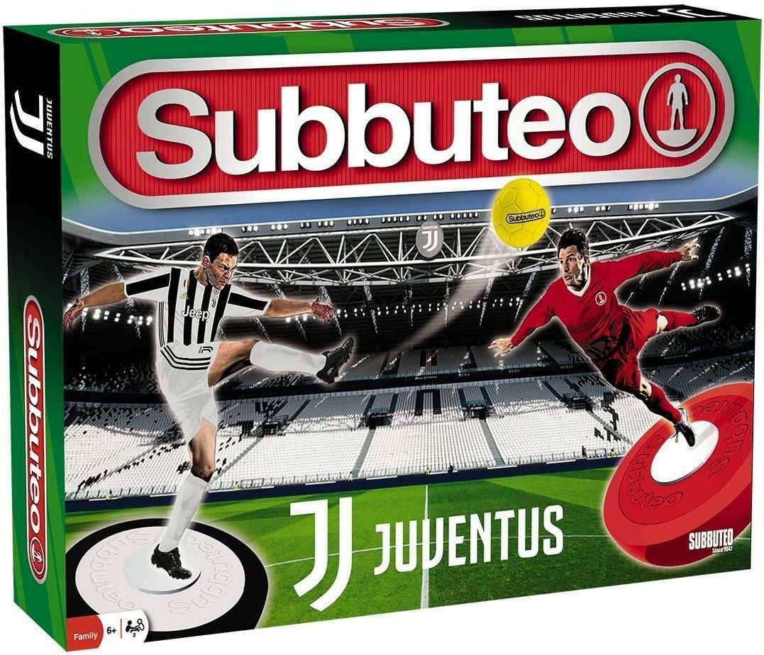 hasbro juventus subbuteo