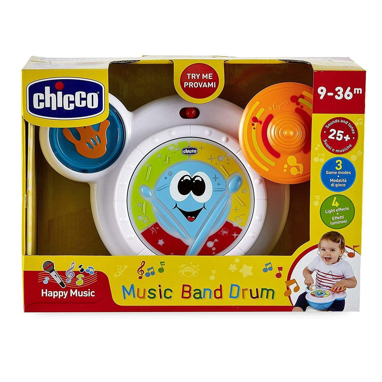 chicco chicco tamburo musicale