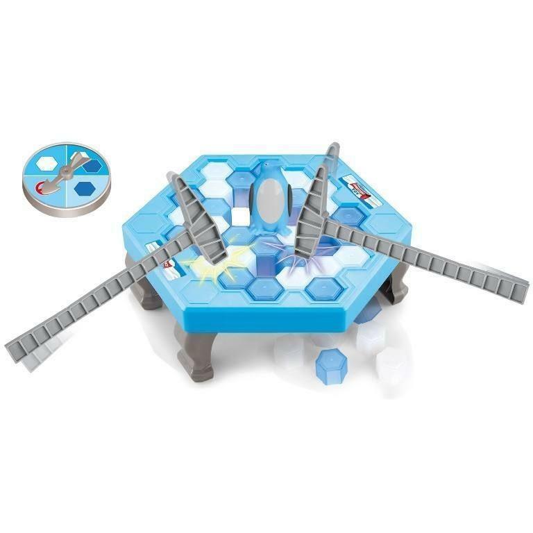 globo globo family games - s.o.s. pinguino