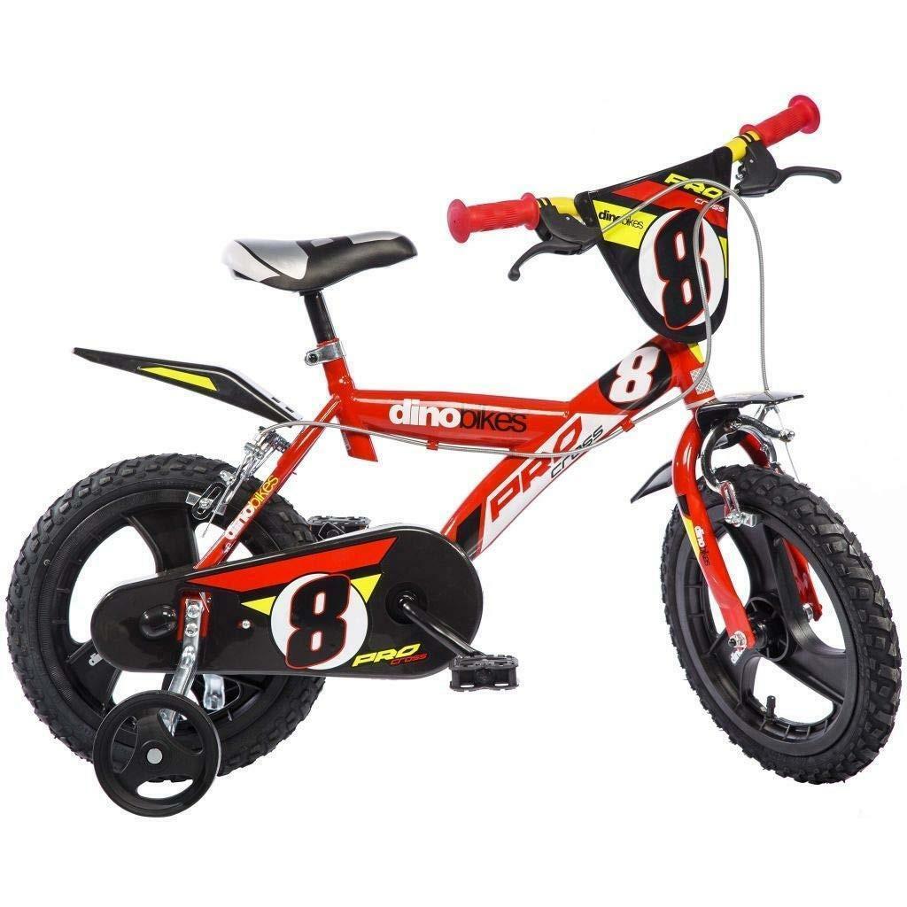 dino bikes pro cross bicicletta 16