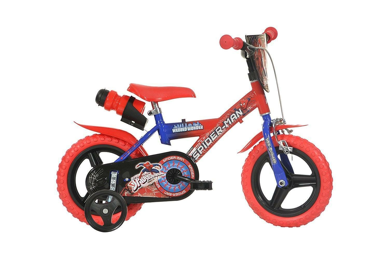 dino bikes dino bikes spiderman bicicletta 12 pollici