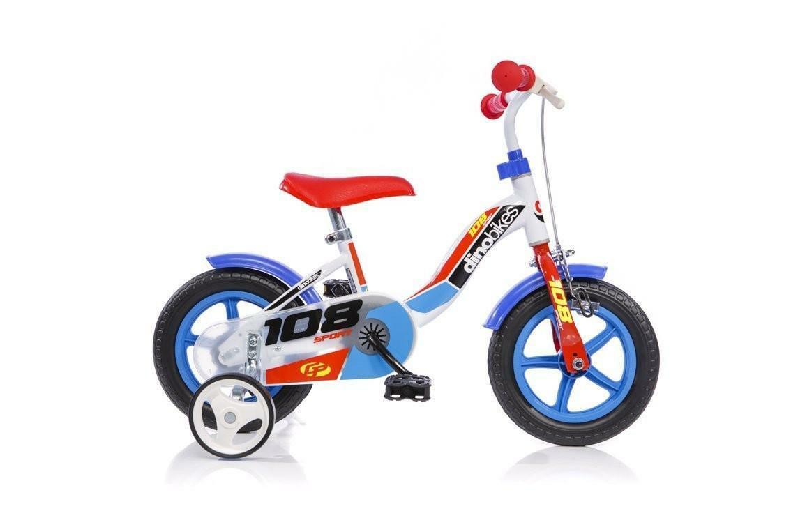 dino bikes dino bikes bicicletta 108 sport 10 pollici