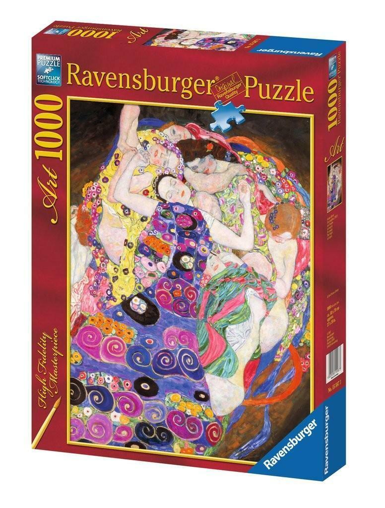 ravensburger ravensburger puzzle 1000 pz la vergine