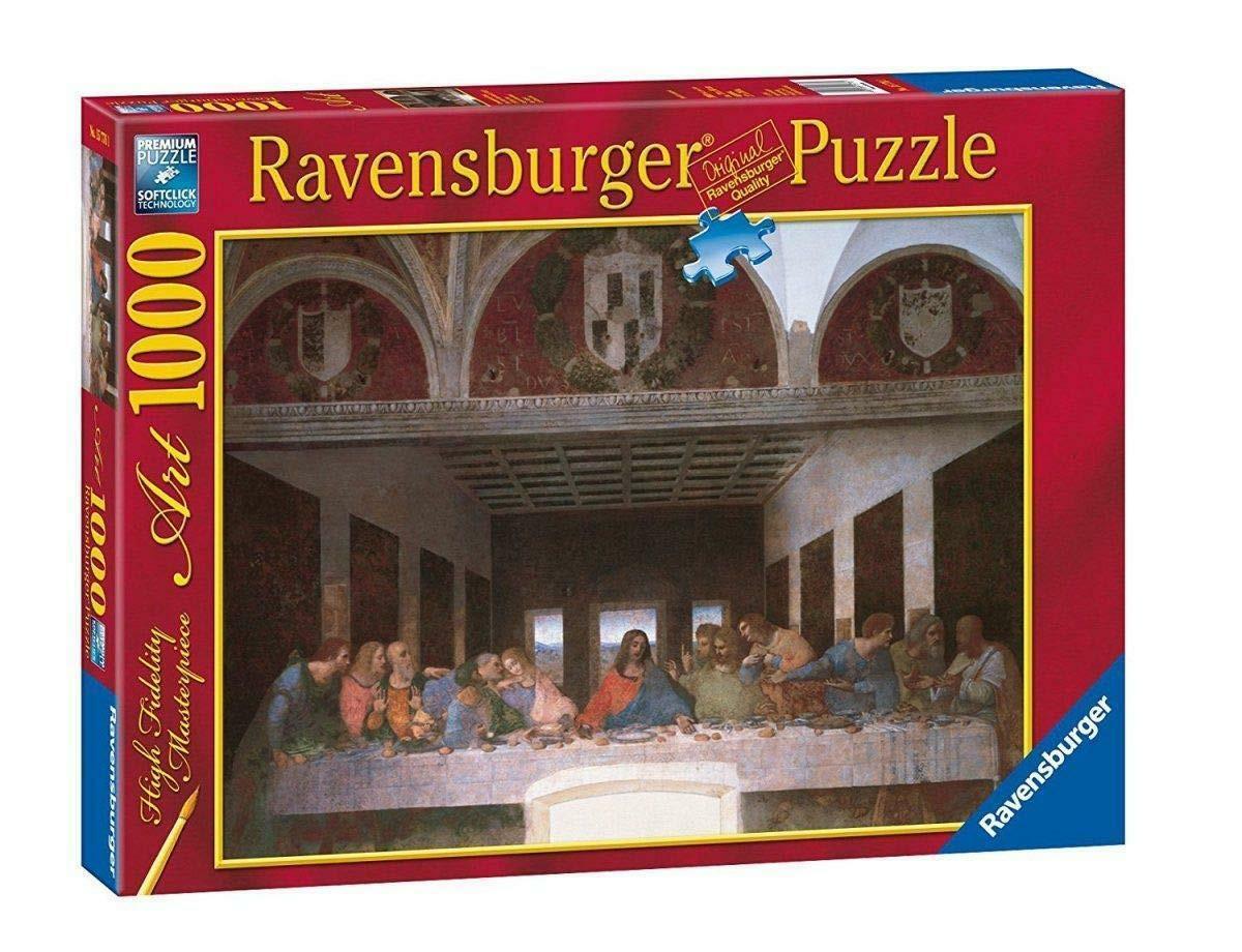 ravensburger ravensburger puzzle 1000 pz - lultima cena