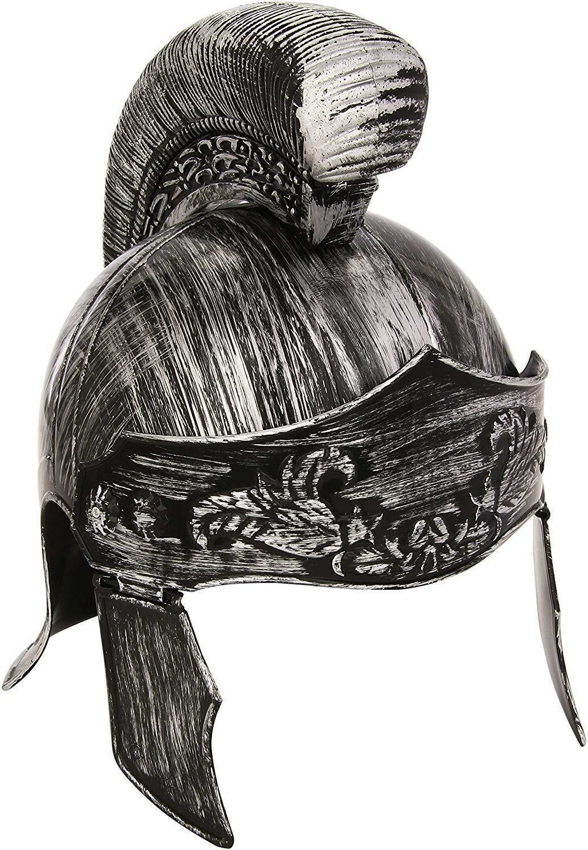 widmann widmann elmo romano argento anticato