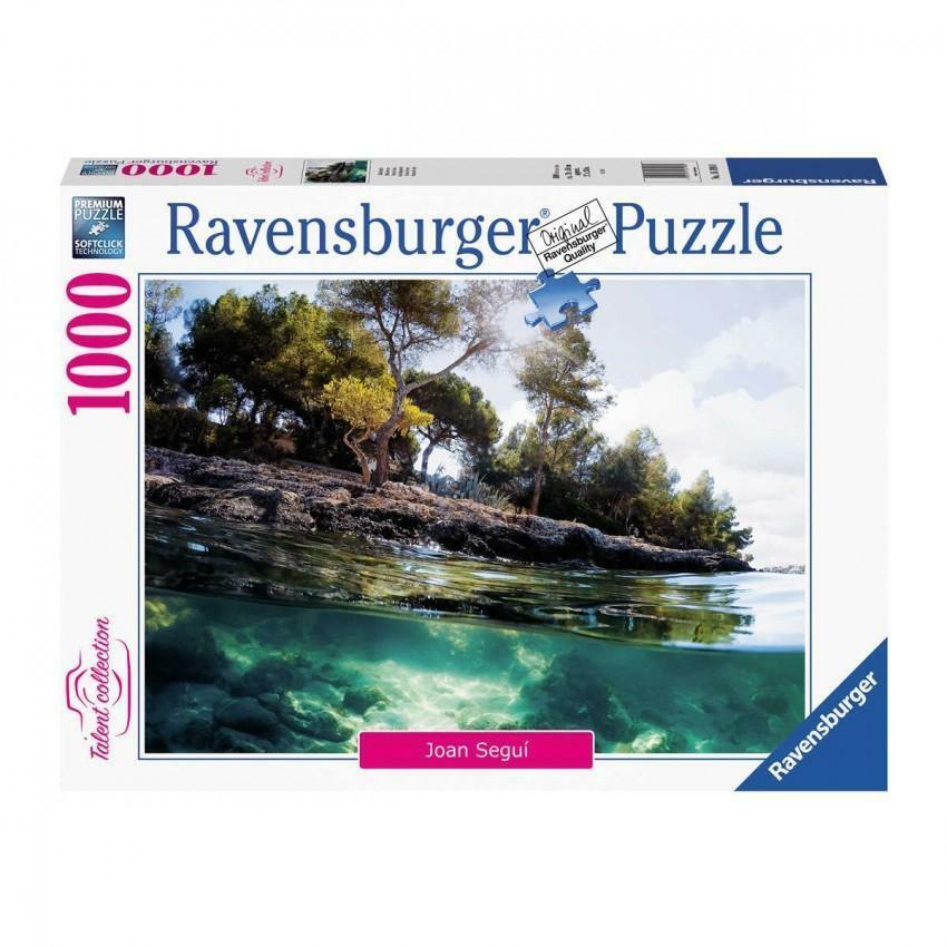 ravensburger ravensburger puzzle 1000 pz punti di vista
