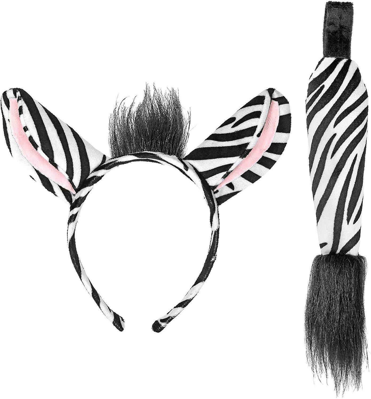 widmann widmann set travestimento zebra