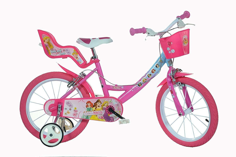dino bikes dino bikes bicicletta principesse disney 16 pollici